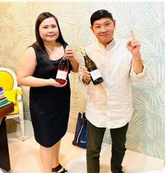 Mr. Joseph Uy Fli - Chinese Businessman